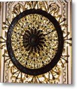 Winter Palace 1 Metal Print