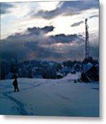 winter-Parang 3 Metal Print