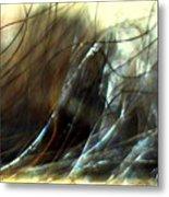 Winter Passage Metal Print