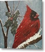 Winter Wonderland  Metal Print by Ginny Youngblood
