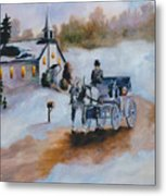 Winters Dream Metal Print