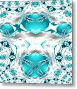 Winter's Jewels Metal Print
