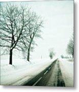 Winters Tale Metal Print