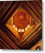 Al Ghuri Dome Metal Print
