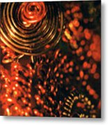 Wirework  Metal Print