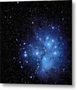 Wisps Of Merope Metal Print