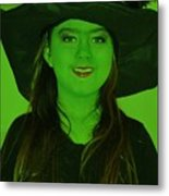 Witch Craft Metal Print