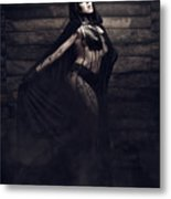 Witch4 Metal Print