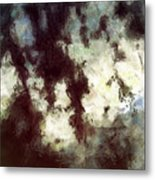 With Fear And Trembling Metal Print