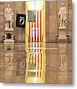 Within Capitol Walls  Metal Print