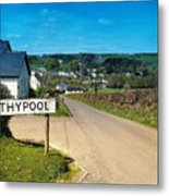 Withypool Metal Print