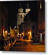 Wittenberg Night Metal Print