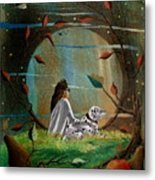 Wonderous Stories Metal Print