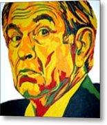 Wolfowitz Metal Print