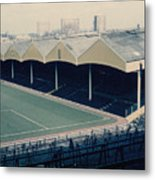 Wolverhampton - Molineux - Molineux Street Stand 2 - Leitch - 1970s Metal Print