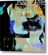 Womanhood Not For Sale Metal Print