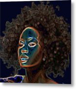 Womans Essence IIi  Metal Print