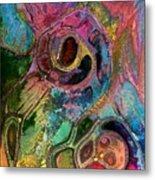 Womb Of Creation Metal Print