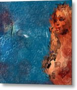 Women  - Abstract Metal Print