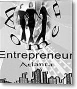 Women Entrepreneurs Metal Print