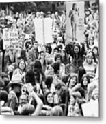 Womens Lib, 1971 Metal Print