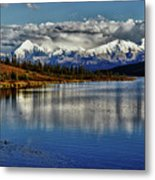 Wonder Lake IIi Metal Print