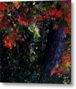 Wonder Tree Detail 2 Metal Print