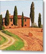 Wonderful Tuscany, Italy - 02 Metal Print