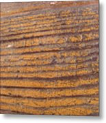 Wood No 2 Metal Print