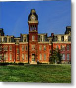 Woodburn Hall In Morning Metal Print