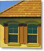 Woodbury Windows No 2 Metal Print