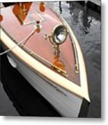 Wooden Launch Metal Print