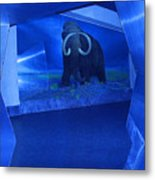 Wooly Mammoth Metal Print