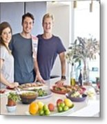 Workplace Nutrition Programs Sydney Metal Print