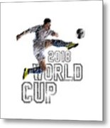 World Cup 2018 Metal Print