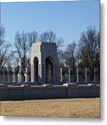 World War 2 Memorial Metal Print