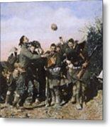 World War I: Armistice Metal Print