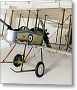 World War I: British Plane Metal Print