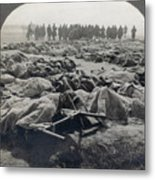 World War I: Russian Dead Metal Print