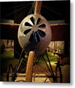 World's First 'fighter' Aircraft 1914 Metal Print