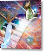 Worship In Spirit And In Truth Metal Print