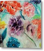 Wrap It Up In Spring By Lisa Kaiser Metal Print