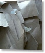 Wrappings Metal Print