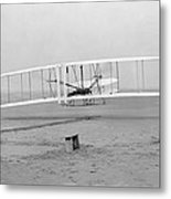 Wright Brothers, 1903 Metal Print