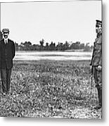 Wright Brothers, 1909 Metal Print
