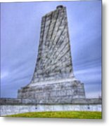 Wright Brothers Memorial Metal Print