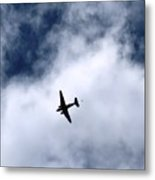 Douglas C-47 Skytrain 2 - The Drop Metal Print
