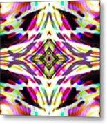 Wyde Diamond Metal Print