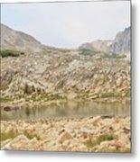 Wyoming At Altitude 4 Metal Print