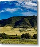 Wyoming Beauty Metal Print